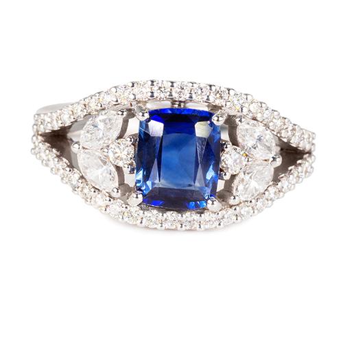 Anello Royal Blue