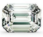taglio diamante emerald