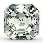 taglio diamante asscher