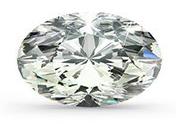 taglio diamante oval