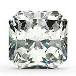 taglio diamante radiant